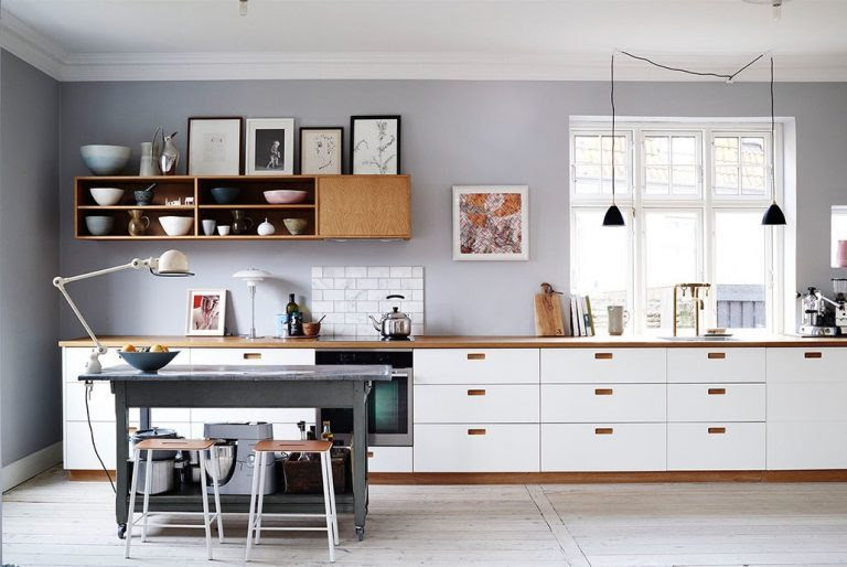 Dream kitchens - a collection of 35 most beautiful kitchens