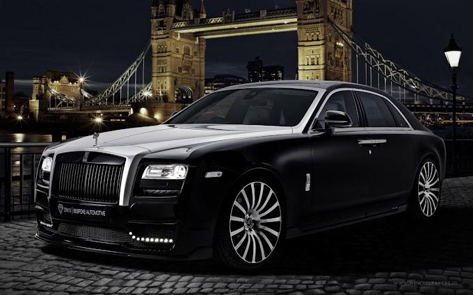 Rolls Royce Ghost / 2018 Rolls-Royce Ghost for GTA 5 : 420 kw 571 ps automatik, benzin.