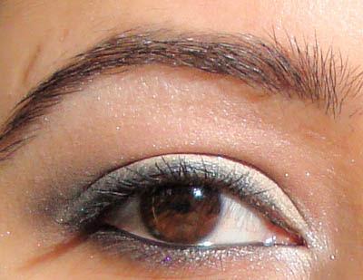 an indian's makeup blog simple  easy wedding eye makeup