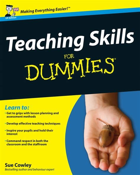 Read Teaching Skills For Dummies Kindle Editon