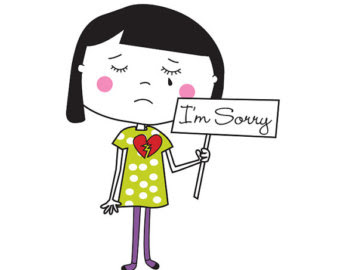 100 Sorry Clipart Clipartlook