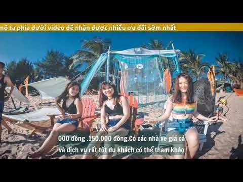 Coco Beach Camp: Nơi lý tưởng cho hoạt động nhóm và cặp đôi