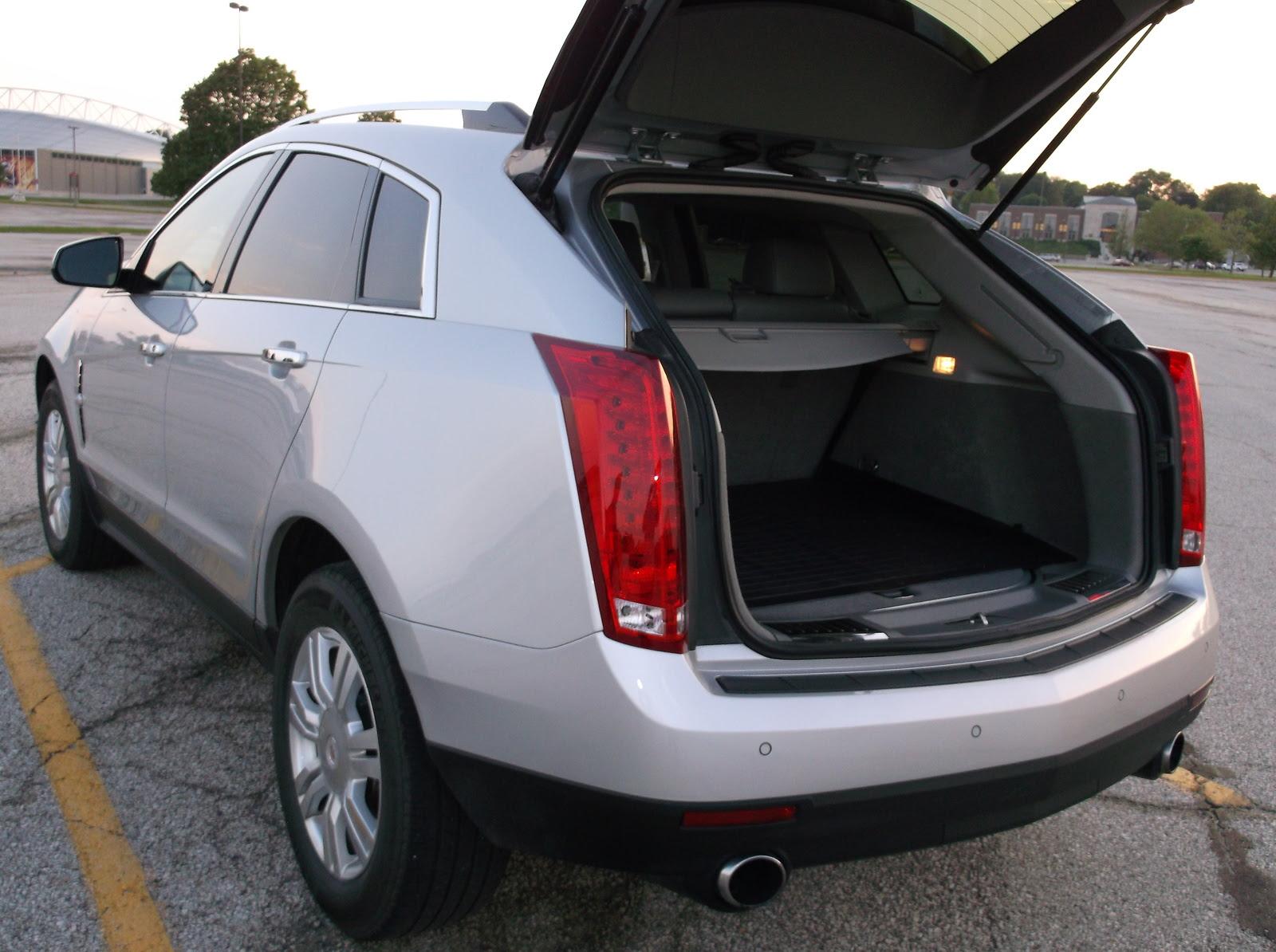 2011 Cadillac SRX - Review - CarGurus