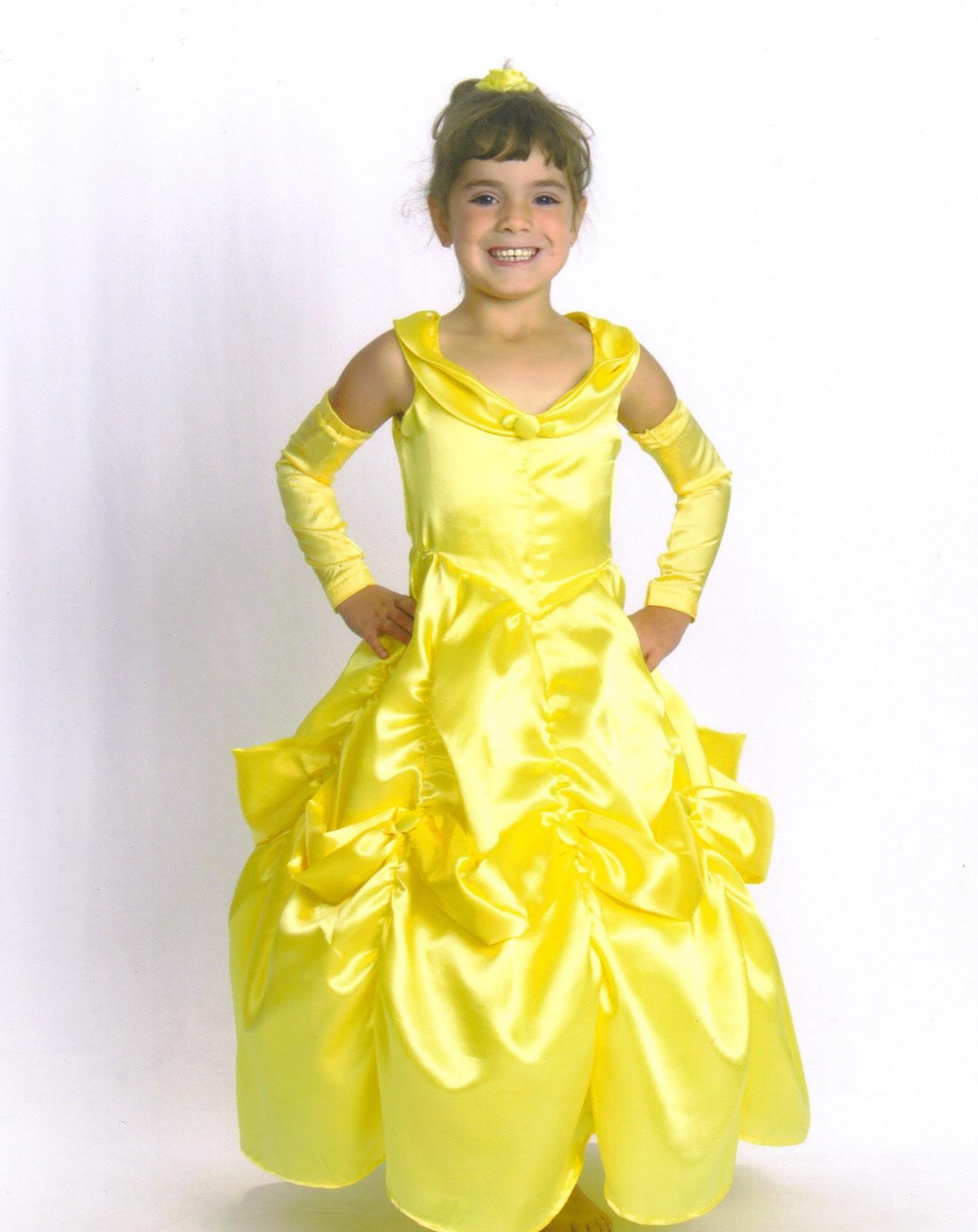 Princess Dress   Dressed Up Girl