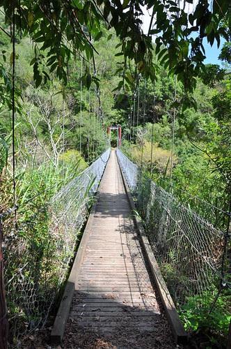 巴達岡二號橋吊橋