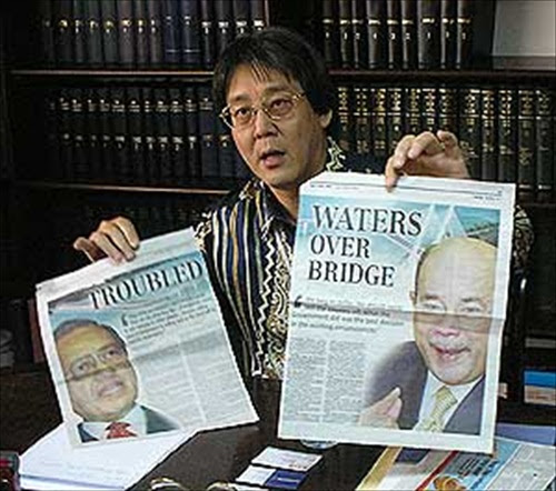 Matthias Chiang Mahathir Adviser