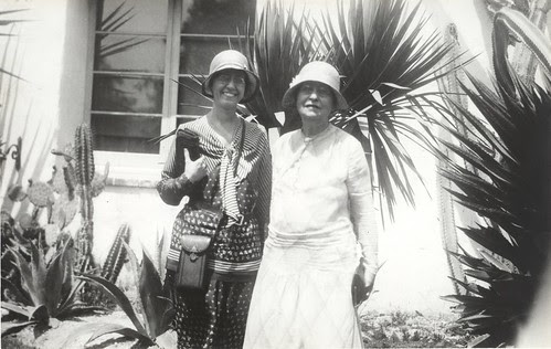 Mary Ada Ross and Mary Hay Stotler-Ross