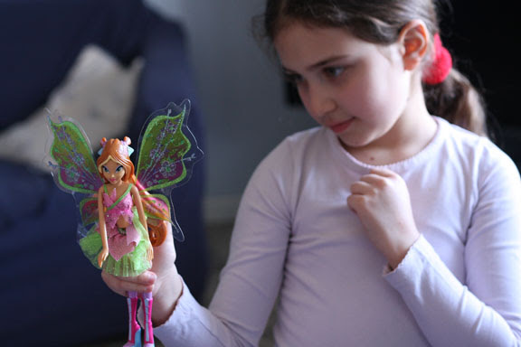 marta and winx doll