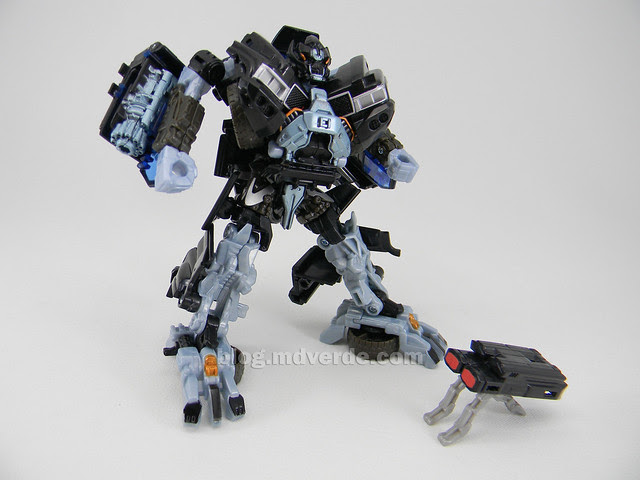 Transformers Ironhide HftD Deluxe - modo robot