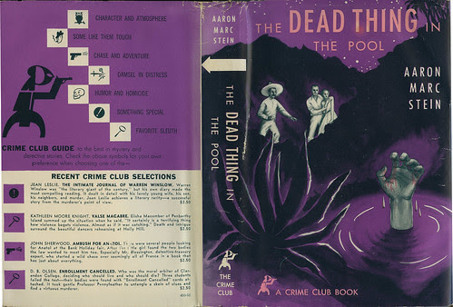 The Dead Thing in the Pool_tatteredandlost