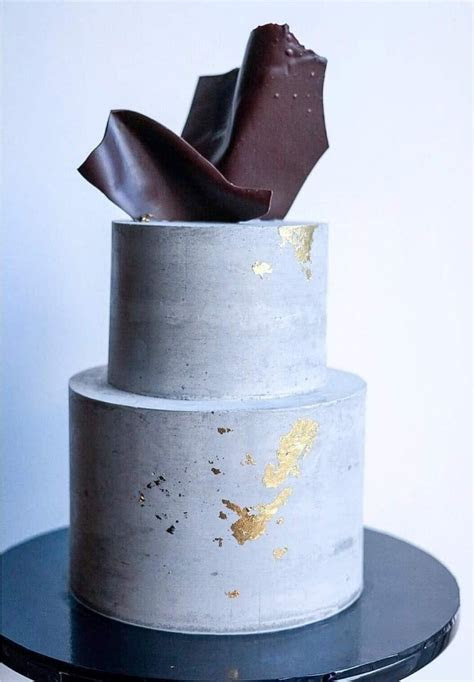Art Cake Collection Showcases Abstract Approach to Cake