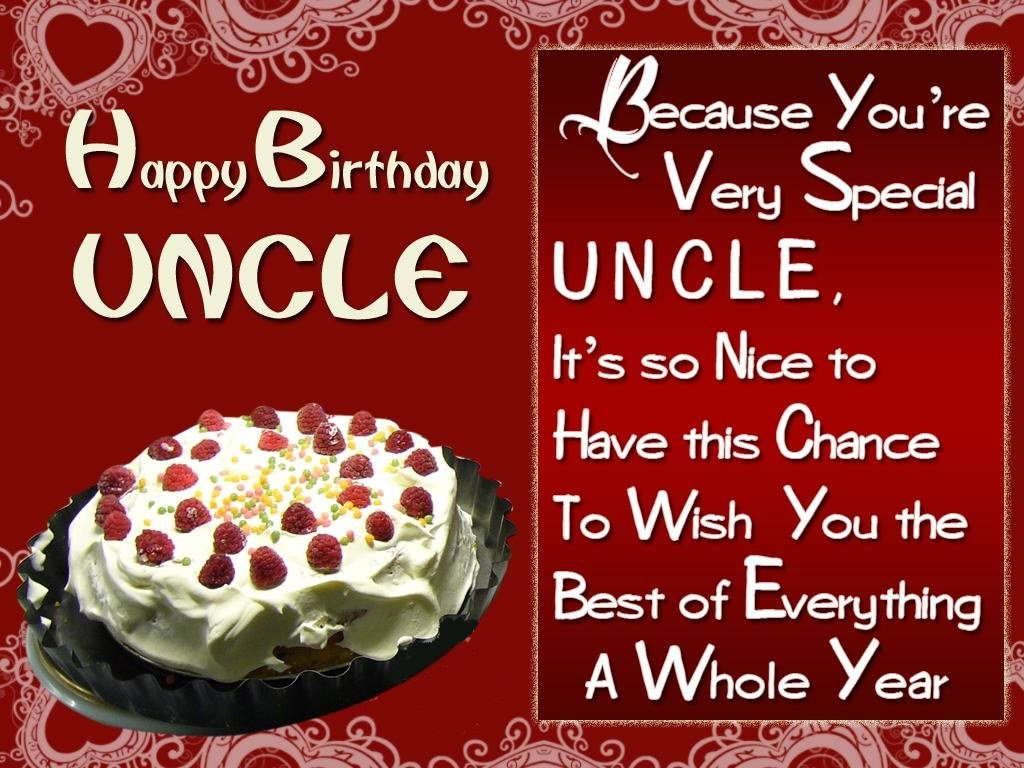 Happy Birthday Wishes For Uncle Birthday Uncle Images