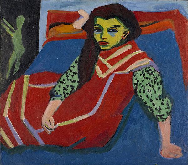 File:Ernst Ludwig Kirchner - Sitzendes  Mädchen (1910).jpg