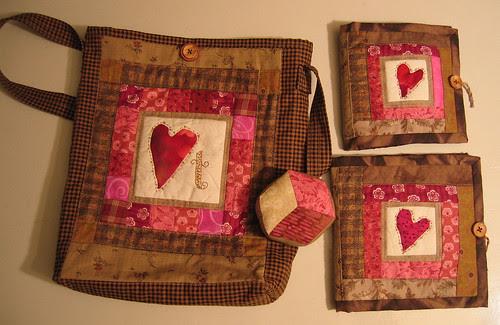 stitcher's gift :: sygave til byttet #2