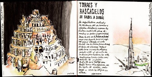 Torres y Rascacielos by aidibus