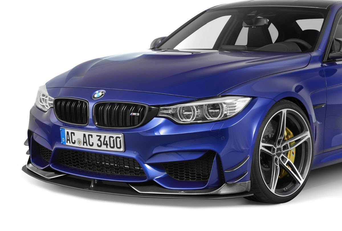 AC Schnitzer pushes BMW M3 to 380kW  ForceGT.com