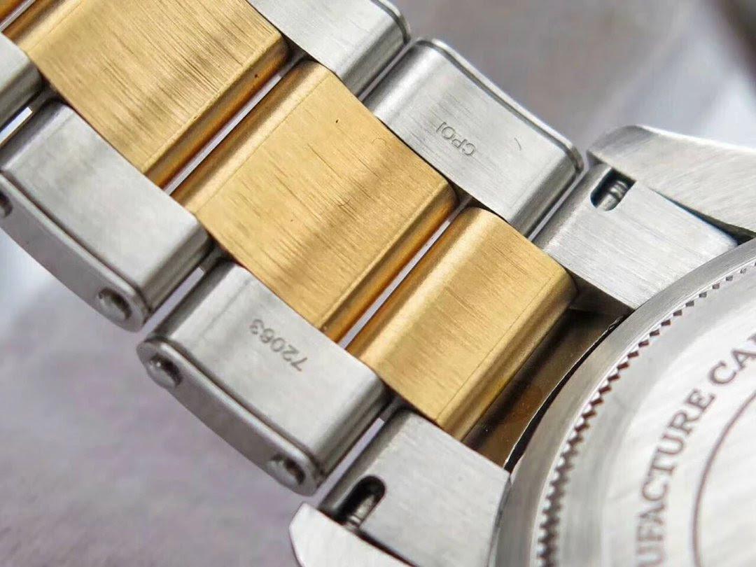 Replica Tudor 2018 Yellow Gold Bracelet
