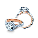Verragio AFN 5068R4 2WR Venetian Engagement Ring