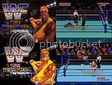 Jogos da WWF e WWE