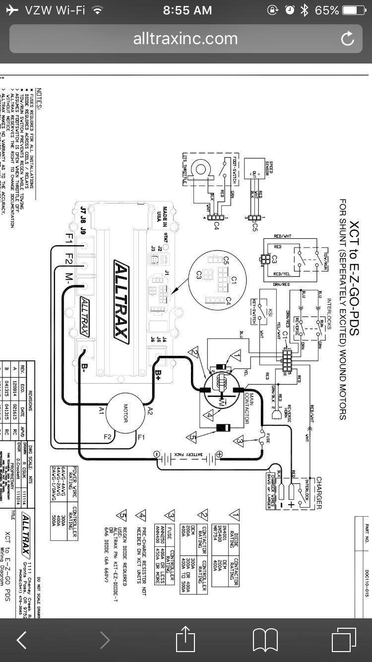Ezgo Txt Pd Wiring Diagram