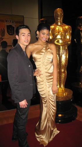 Femme Noir by Phong Hong Finalist for Oscars Designer Challenge 2010 6