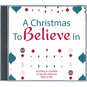 A Christmas to Believe In - Family Christian Exclusive  Christmas CD