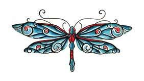 Significado Tatuaje Libélula 1 Tatuarteorg