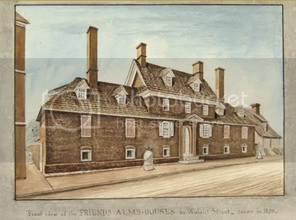 Quaker home for the poor