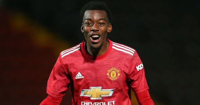 Anthony Elanga hoping to follow the footsteps of 2 former academy starlets into United squad