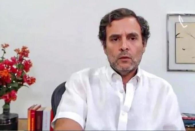 राहुल गांधी ने केंद्र पर साधा निशाना, बोले- श्रमिक ट्रेनों के जरिए सरकार ने आपदा को मुनाफे में बदला