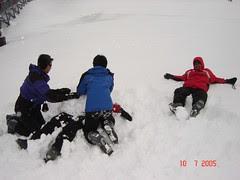 Menimbus Jem Kat Ski Resort Perisher Blue, Snowy Mountains, Australia