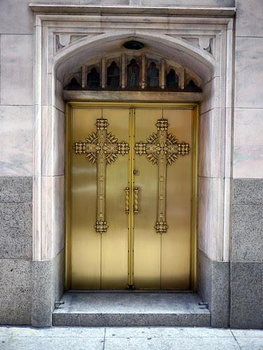 Brass Doors - 1