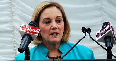 آن باترسون السفيرة الأمريكية