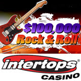 Rock and Roll Competition has Begun Awarding Weekly Prizes at Intertops Casino