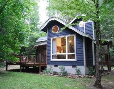 Getaway Cottage Designs From Gary Best