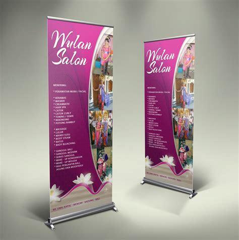 sample desain roll  banner bursadesaincom