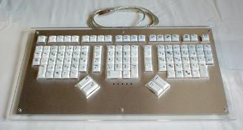 Flexible keyboard Degin
