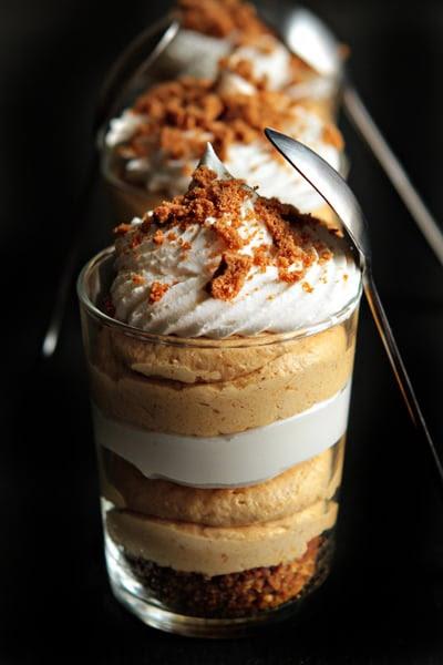 Pumpkin Cheesecake Trifle - www.turtlesandtails.blogspot.com