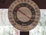 Tobias1983's Death Valley thermometer photo