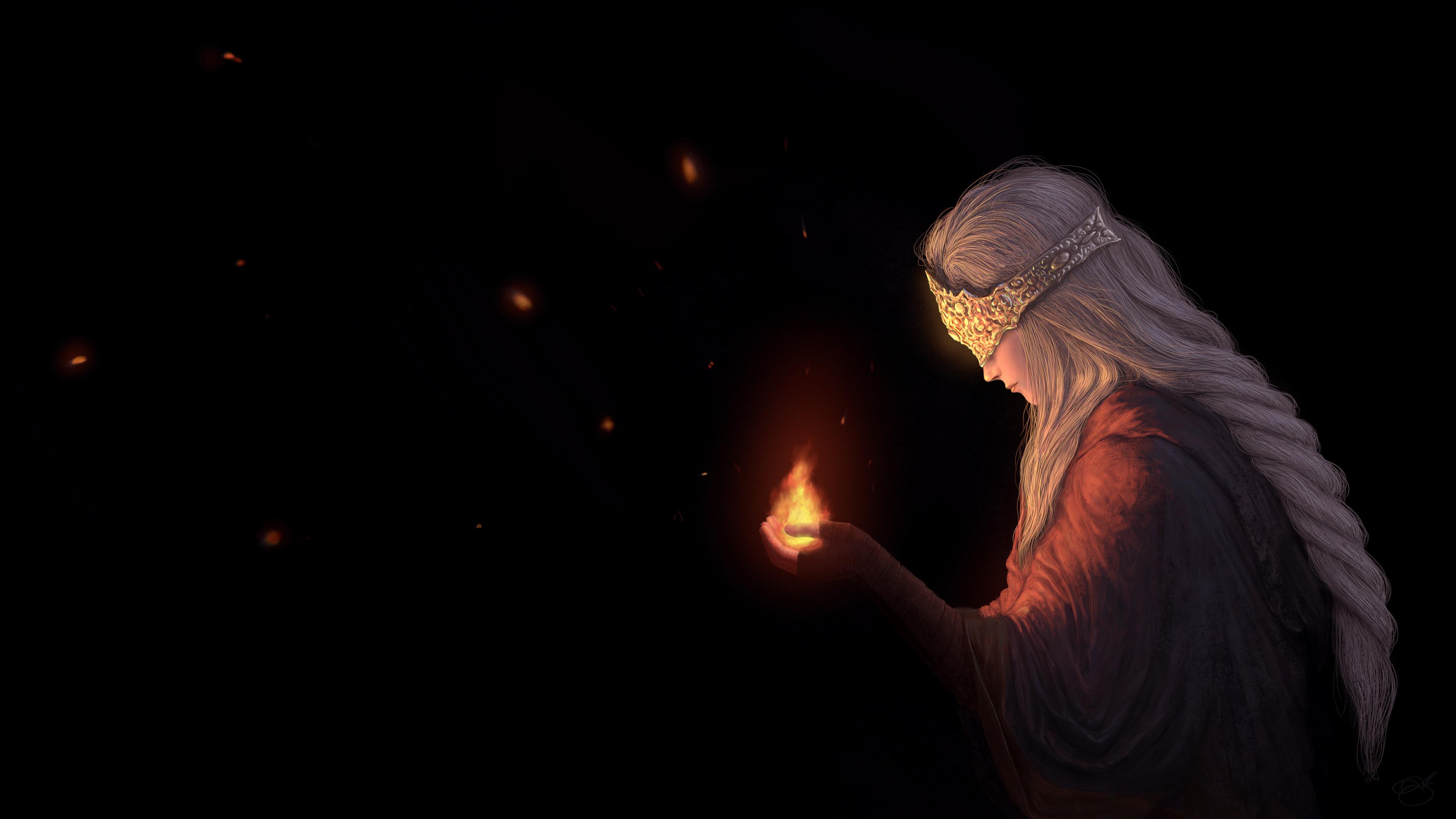 Fan Art Firekeeper Darksouls3