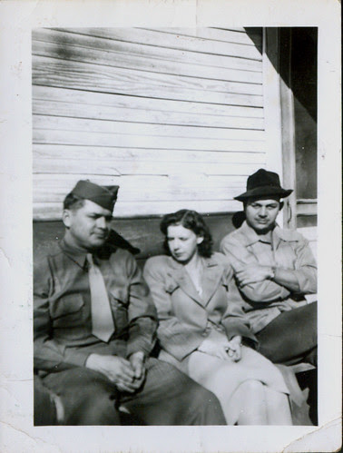 Bill, Frankie, and Lonnie Factar