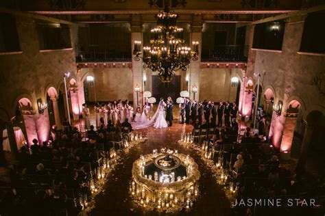 Hollywood Roosevelt Hotel Wedding : Ferrah Ali   Jasmine Star