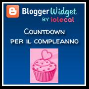 Countdown per il compleanno