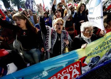 Chile debate sobre las millonarias pensiones a violadores de los DD HH