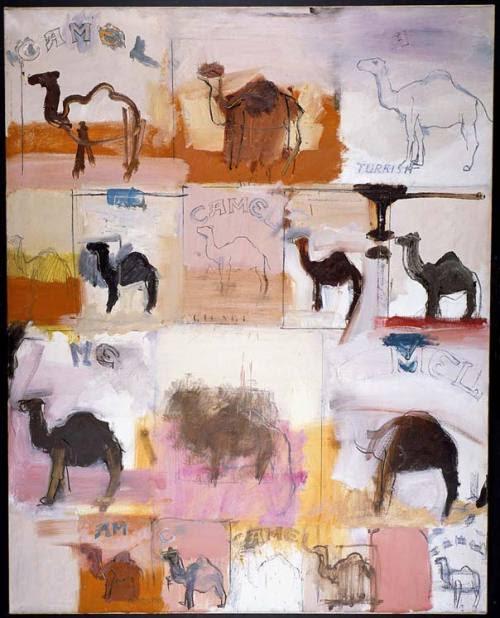 cavetocanvas:  Larry Rivers, Camels, c. 1962