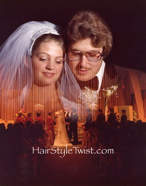 What Did a Fall Wedding Look Like in the 1970's/80's?