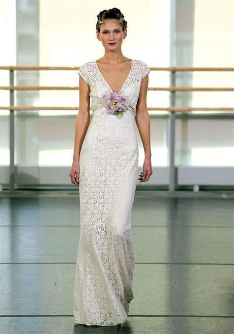 Claire Pettibone 'Yolanda' wedding gown   GARDEN WEDDING