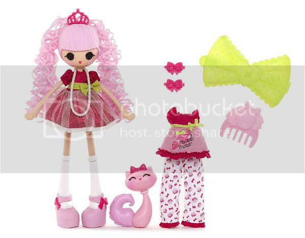 Lalaloopsy Girl's Jewel Sparkles Doll