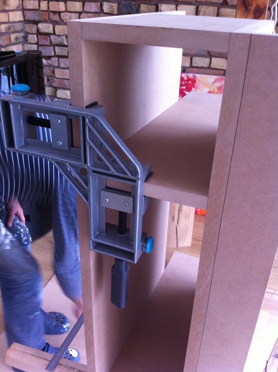 Bau eines Kuechenschraenkchens - 5