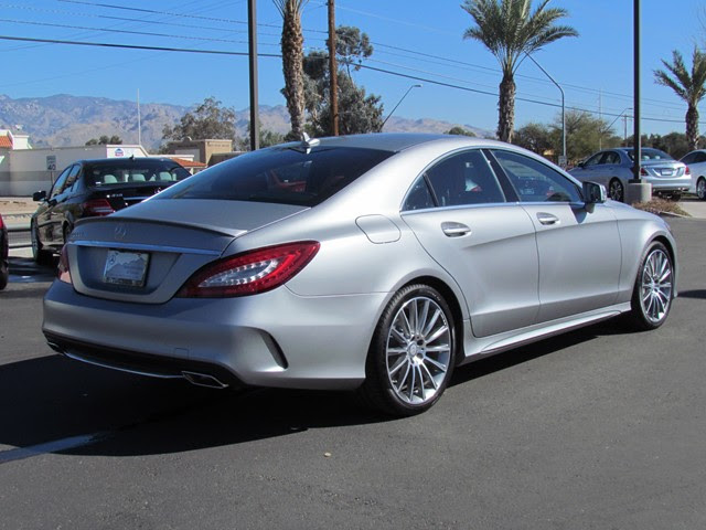 2016 Mercedes-Benz CLS CLS550 Coupe for sale - Stock# ...